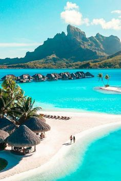 Vacation Places, Vacation Trips, Dream Vacations, Beautiful Places To Travel, Beautiful Beaches, Beautiful Vacation Spots, Places Around The World, Around The Worlds, The Beach