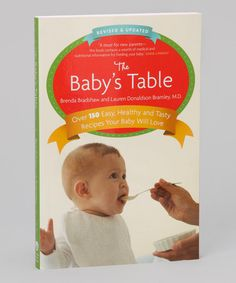 Take a look at this The Baby's Table Paperback by Random House on #zulily today!