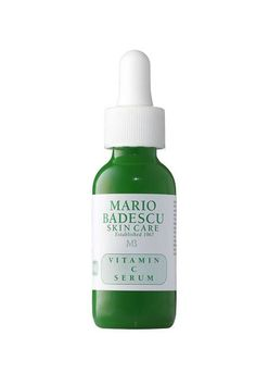 FACE SERUMS TO LIGHTEN, BRIGHTEN, AND SMOOTH: No facial would be complete at the Mario Badescu Salon without the brightening vitamin C mask. Luckily, for those of you that can't get into the famous New York center, Badescu has released The Vitamin C Serum. Packed with (what else) vitamin C, the serum works to deliver hydration and radiance to the skin.