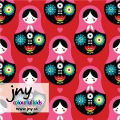 Jny Design Babushka Doll Trikoo