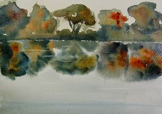 Jean Lurssen watercolors