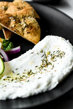 Learn how to make homemade labneh