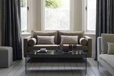 Modern Neutrals - Living Room Ideas, Furniture & Designs - Decorating Ideas (houseandgarden.co.uk)