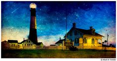 Tybee Light by Mark E Tisdale Photography, via Flickr