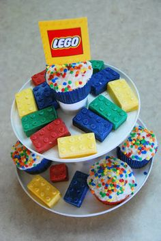 Soak it all in: Ethan's 6th Birthday Lego Party