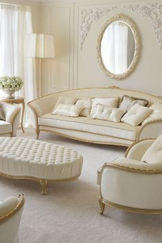 Our Luxury Italian Furniture Collection contains luxury pieces, soft lines with palatial designs offering high quality classic Italian furniture with customers choice of colours, finishes and fabrics. Customisation is available by request to tailor any item of furniture to your exact requirements. luxury beauty products - http://amzn.to/2hu7dbB