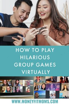 Don't let social distancing stop you from hosting a hilarious group games night with your family or friends. Scars and Stories. Virtual Games For Kids, Virtual Families, Games For Kids Classroom, Games For Teens, Family Games To Play, Youth Group Games, Group Chat Games, Dance Games, Fun Games