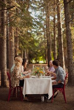MADE late summer harvest dinner party | Camille Styles