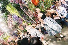 PFW:Diorを纏う不思議の国のアリス、ラフ・シモンズの見るディオールの過去、現在、未来ーDior 2014SS。|Life, style, love and travel|ファッション、コレクション最新情報|VOGUE