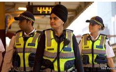 Meet the First Turban Wearing Kaur in the Australian Police