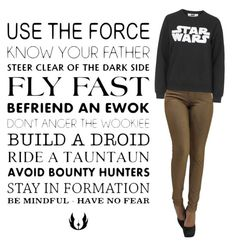 """""""Star wars #2"""" by rositacaramel on Polyvore featuring Tee and Cake and starwars"""