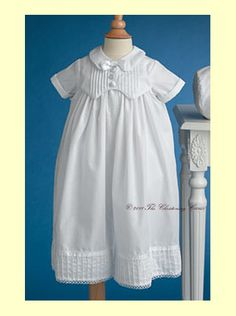 Convertible Gown - Gown buttons over romper and can be removed after service