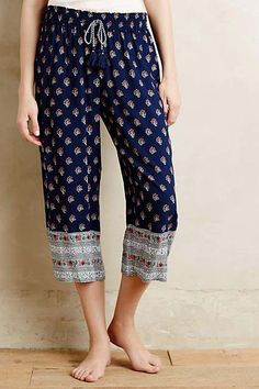 Ania Sleep Pants by Eloise #anthrofave #anthropologie