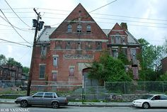 Public School 6. Liberty Street and Renwick Street, Newburgh NY