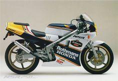 1988 Honda NSR250R (MC18 I) SP Rothmans