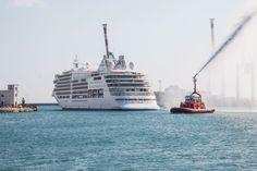 Silversea Silver Muse Genoa Silversea Cruises, Genoa, Muse, Travel, Viajes, Destinations, Traveling, Trips