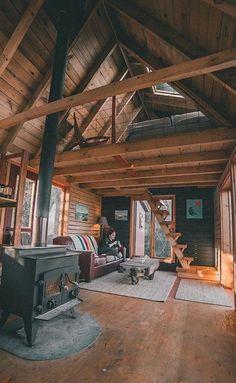 Open loft is wonderful