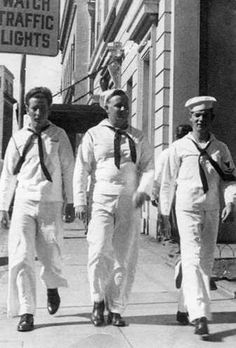 WWII sailors