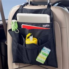 High Road BackPocketsTM Car Seat Back Organizer