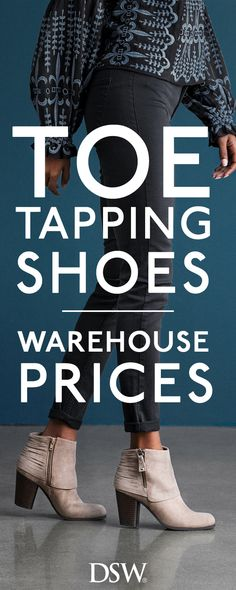 Stand with all the season's trending shoes at warehouse prices – only at DSW. From stunning sneakers to beautiful boots—now at DSW.com. FREE shipping on all orders over $35.