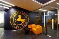 ПРОЕКТЫ > Continental - OfficeNEXT: Офисы нового поколения