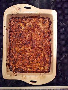 Spitzkohl - Hackfleisch - Auflauf, ein schmackhaftes Rezept aus der Kategorie Rind. Bewertungen: 8. Durchschnitt: Ø 3,6.
