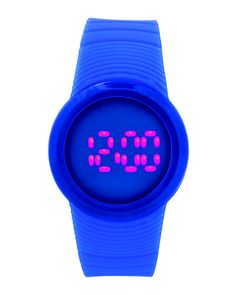 Cobalt pop watch Nice to visit you can visit me at charleytakaya every social where -CT