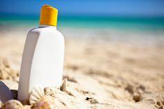 Non-Toxic Natural Sunscreen