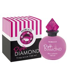 colonia Fiorucci Pink Diamond   Home Perfumaria e Cosméticos Perfumes  Colônias Colônia Fiorucci . 201a69814e