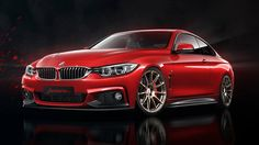 """BMW 4 Series virtual tuning - Photo #1 from """"BMW 4 Series Coupe M Sport Receives Virtual Tuning"""""""