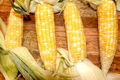 The Most Flavorful Corn on the Cob Ever. www.garlicfingersblog.com