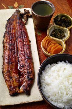 장어구이 Grilled Unagi (Eel)