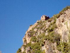 Castillo de Espadilla Castellon.Spain .