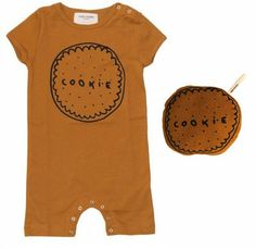 Bobo Choses Cookies Playsuit.