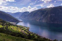 Aurlandsfjorden fjord by Nicolas Grevet on 500px