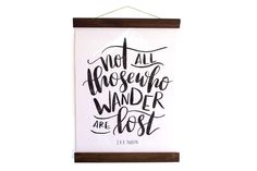 Need a little daily reminder that life is oftentimes more about the journey than the destination? Hang this inspirational print featuring a pretty mountaintop and delicate, pink background. Dimensions