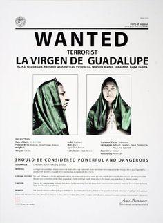 Wanted - Ester Hernandez