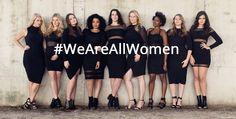 #weareallwomen Gastblog van Miranda Koelemeijer van MaxiMe Models.  Plussize, Rubens, voloptueus, dik, mollig, inbeteweenie, volslank, zwaarlijvig, corpulent is zoma...