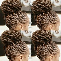 16 Feed In Cornrow And Cornrow Braid Styles We Are Loving [Gallery]  Read the article here - http://www.blackhairinformation.com/general-articles/playlists/16-feed-in-cornrow-and-cornrow-braid-styles-we-are-loving-gallery/