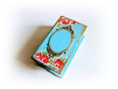 Engagement Ring Box Ring Bearer Box Ring Holder Personalized Ring Box Proposal Box Ring Box Rustic Ring Box Ring Pillow Turquoise Ring Box by VintageShabbyRustick on Etsy