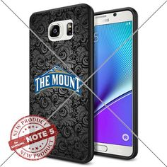 NEW Mount St. Mary's Mountaineers Logo NCAA #1342 Samsung Note 5 Black Case Smartphone Case Cover Collector TPU Rubber original by ILHAN [Cool Pattern] ILHAN http://www.amazon.com/dp/B0188GP1OM/ref=cm_sw_r_pi_dp_kICLwb0VQH36F