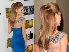 Maria Menounos Hairstyles - Maria Menounos Critics Choice Awards ...