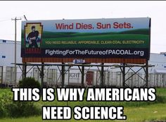 This is why Americans need science.