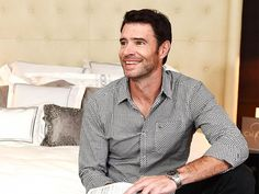 5 Surprising Things You Never Knew About Scott Foley: Our senior editor sits down with the Scandal star to talk everything from his can't-miss TV shows to his own home's interior style. via @domainehome