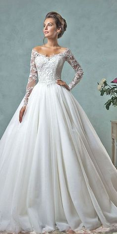 18 Disney Wedding Dresses For Fairy Tale Inspiration ❤ See more…