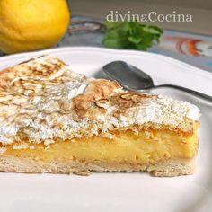 Esta tarta de limón y merengue es un clásico de la repostería. La base es masa quebrada dulce pero hay varias formas de hacer el relleno. Te damos ideas.