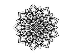 Trippy Drawing - 75 Picture Ideas The Effective Pictures We Offer You About Mandala Tattoo neck A qu Tattoo Mandala Feminina, Dotwork Tattoo Mandala, Mandala Hand Tattoos, Geometric Mandala Tattoo, Mandala Tattoo Design, Tattoo Designs, Mandala Art, Mandala Sketch, Henna Mandala