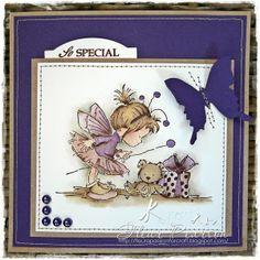 LOTV - Birthday Fairy by DT Fleur