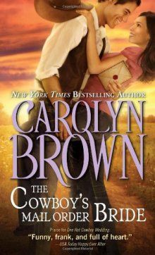 Giveaway: Prints - Cowboys & Brides Series by Carolyn Brown Go to #nightowlreviews to enter  Giveaway: 3 Books in the Cowboys & Brides Series!