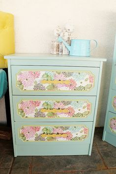 Fun girls dresser